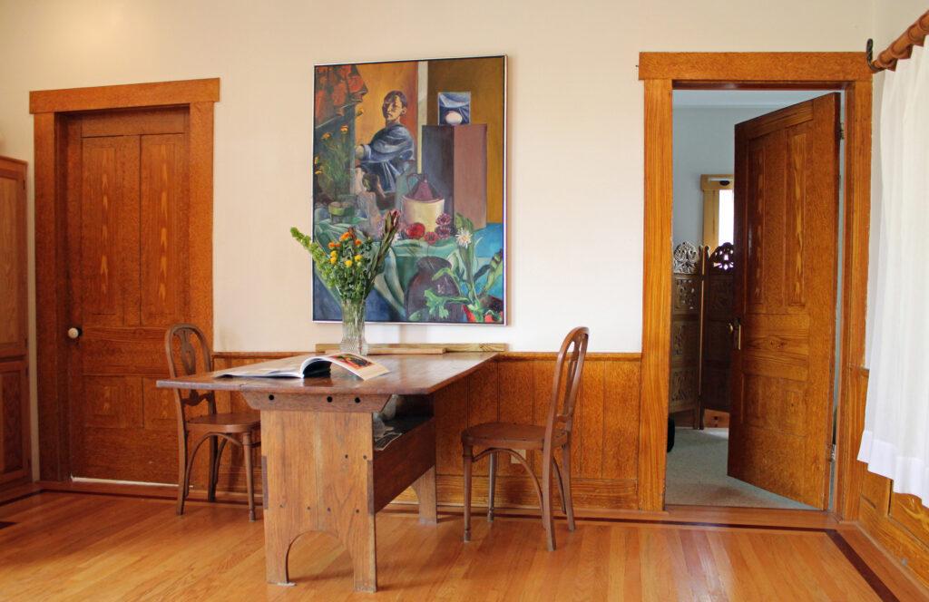 House (entry Room) U2013 Photo: D. Miller Lanning