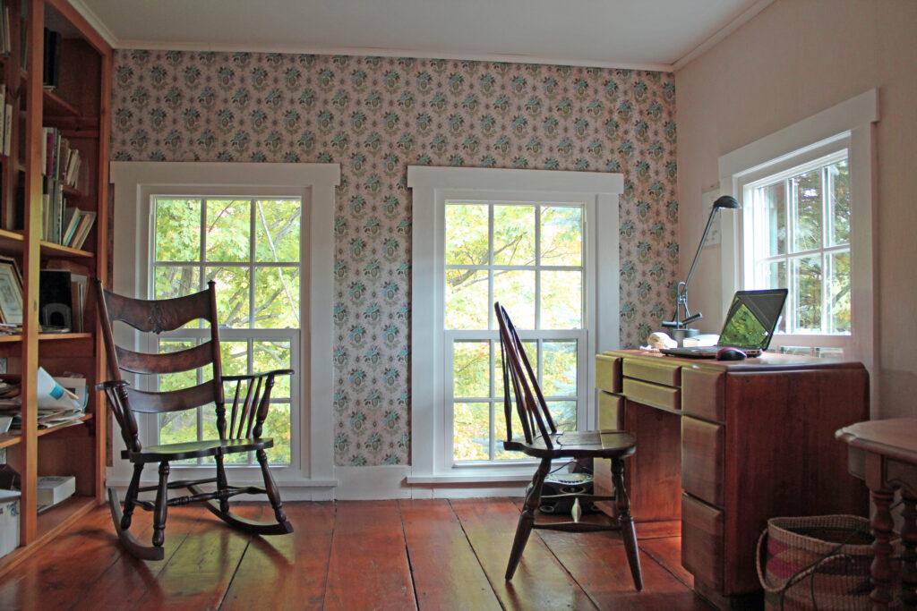 House (upstairs Study) U2013 Photo: D. Miller Lanning