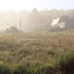 <em>Fields near the Church</em>