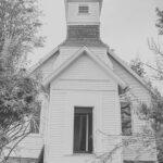 <em>Church exterior</em>